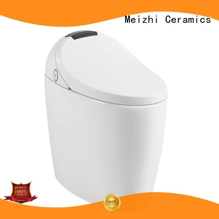 Meizhi intelligent toilet manufacturer for hotel