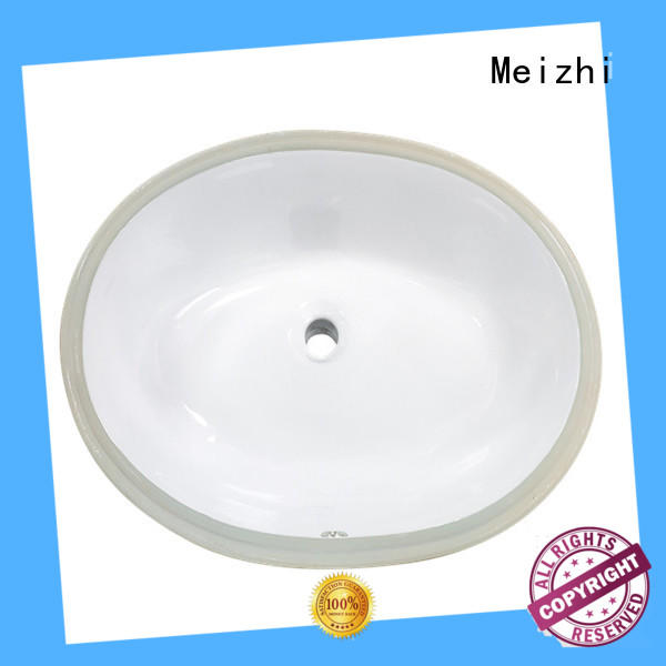 Meizhi table top wash basin directly sale for home