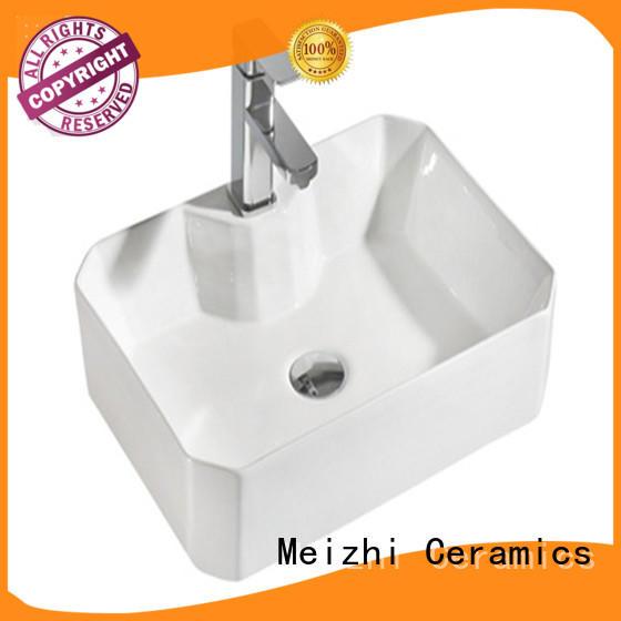 Meizhi round wash basin customized for home