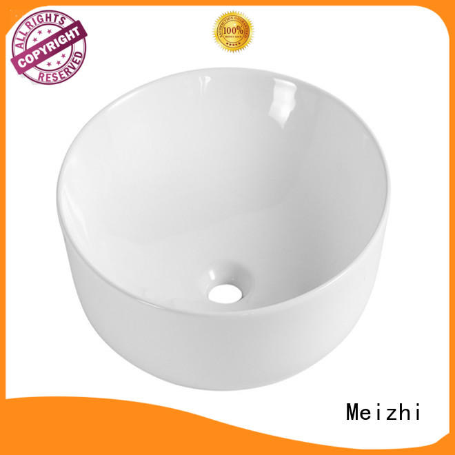 Meizhi gold wash basin wholesale for washroom