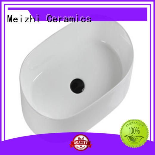 white cheap wash basin factory price for hotel