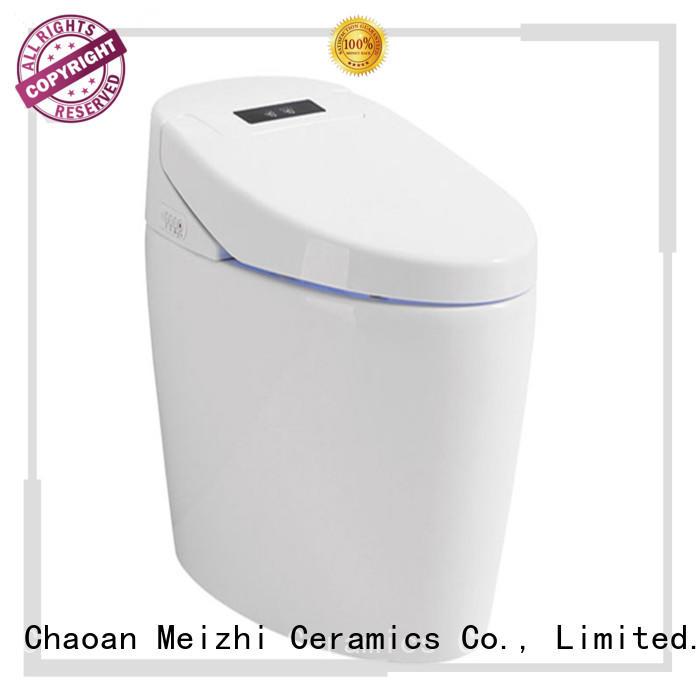 remote control intelligent toilet manufacturer for bathroom