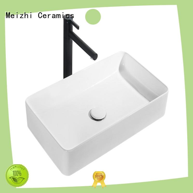 elegant round wash basin customized for washroom