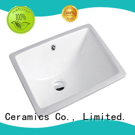 Meizhi counter basin customized for hotel