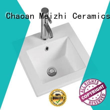 Meizhi contemporary bathroom basin units with good price for washroom