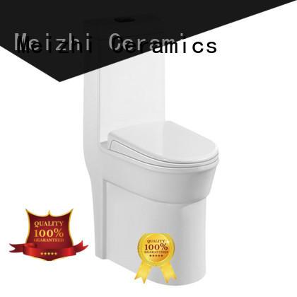 Meizhi modern one piece toilet wholesale for bathroom