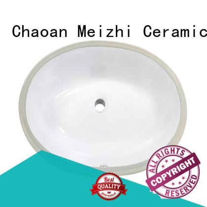 Meizhi counter basin wholesale for home