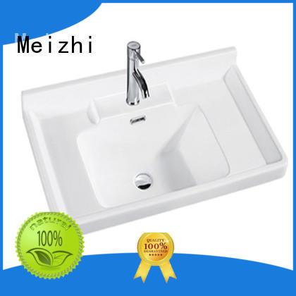 Meizhi contemporary wash basin sink directly sale for washroom
