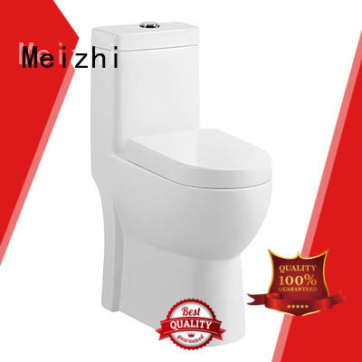 Meizhi square european toilet with good price for home