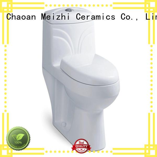 Meizhi top rated toilets manufacturer for washroom