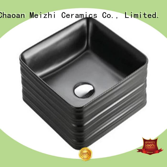 Meizhi basin black custom for bathroom