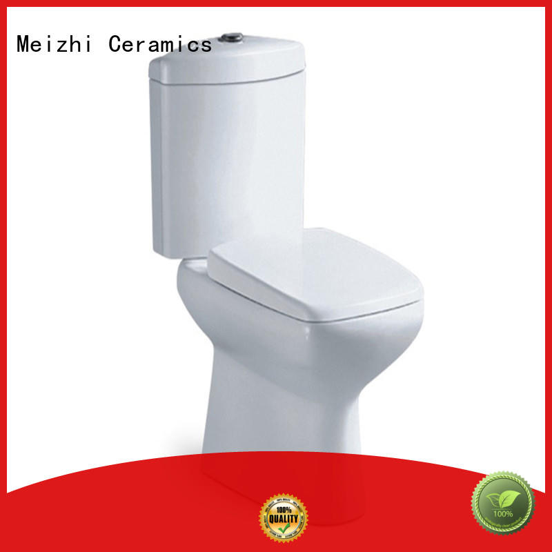 comfortable 2 piece toilet directly sale for bathroom