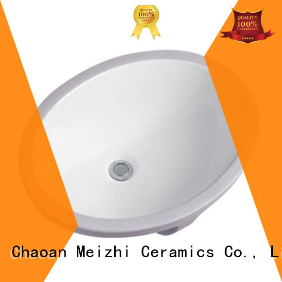 Meizhi high quality countertop sink manufacturer for home