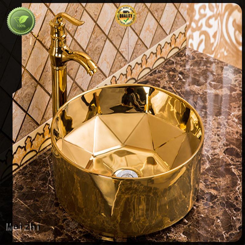 Meizhi art basin manufacturer for home