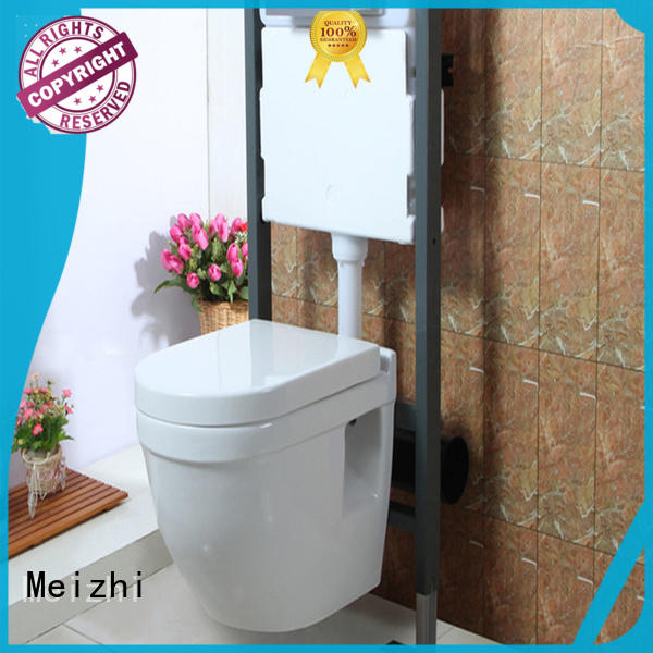 Meizhi popular wall hanging toilet wholesale for hotel