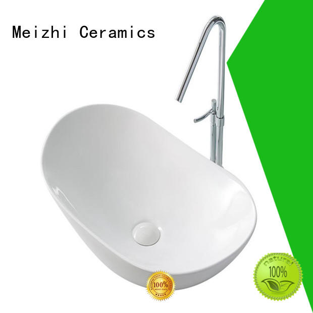 Meizhi toilet basin factory price for washroom