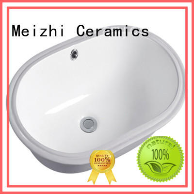 Meizhi bathroom countertop basin supplier for home