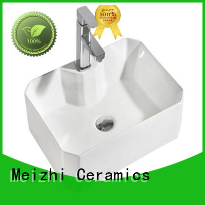 Meizhi hot selling latest wash basin supplier for home