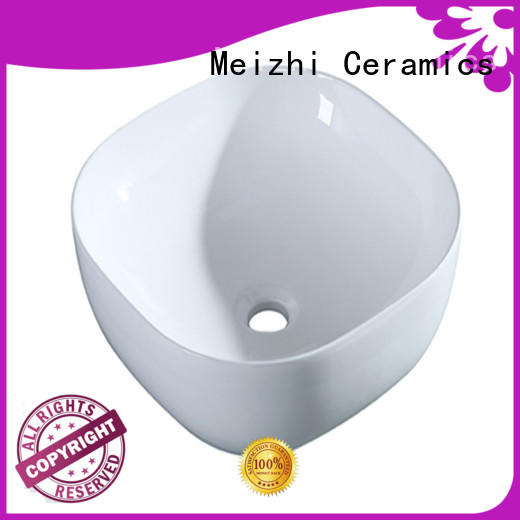 Meizhi toilet basin manufacturer for home
