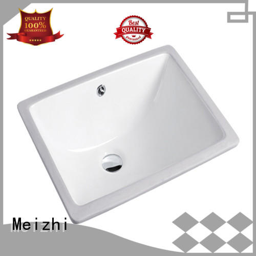 Meizhi high quality counter top basins supplier for home