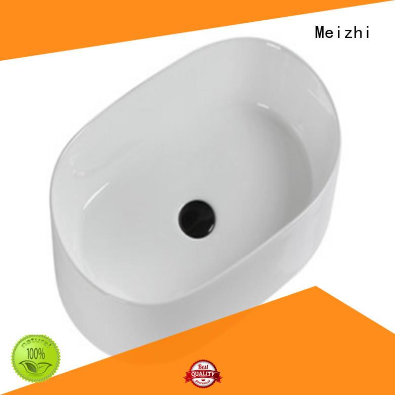 Meizhi hot selling stylish wash basin customized for hotel