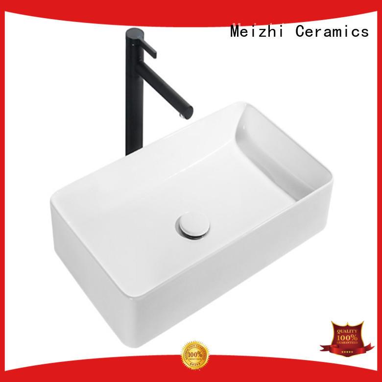 hot selling ceramic wash basin manufacturer for bathroom