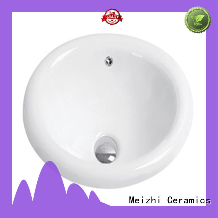 high quality countertop basin unit manufacturer for home