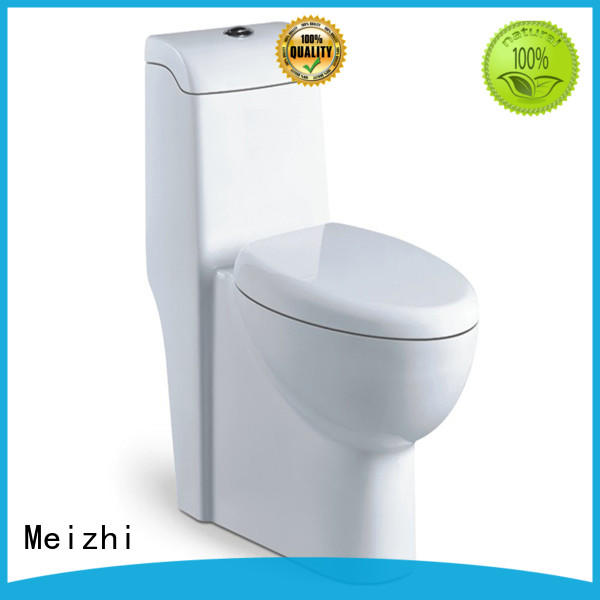 Meizhi colored american standard one piece toilet with good price for home