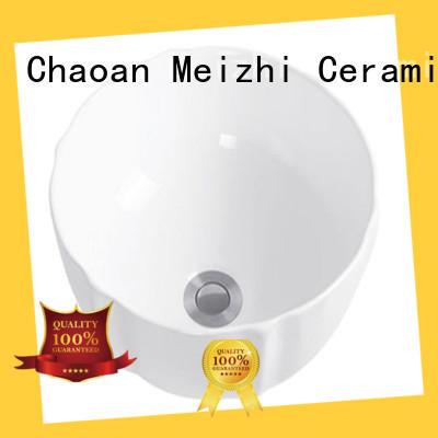 hot selling round wash basin customized for washroom