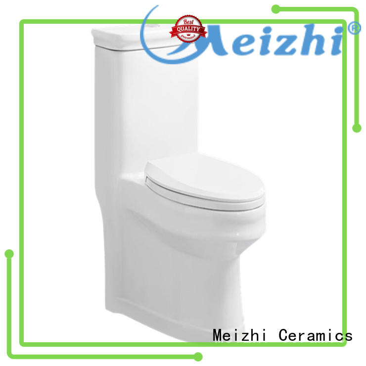 Meizhi self-cleaning best flushing toilet wholesale for bathroom