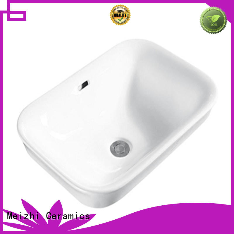 popular table top basin directly sale for washroom