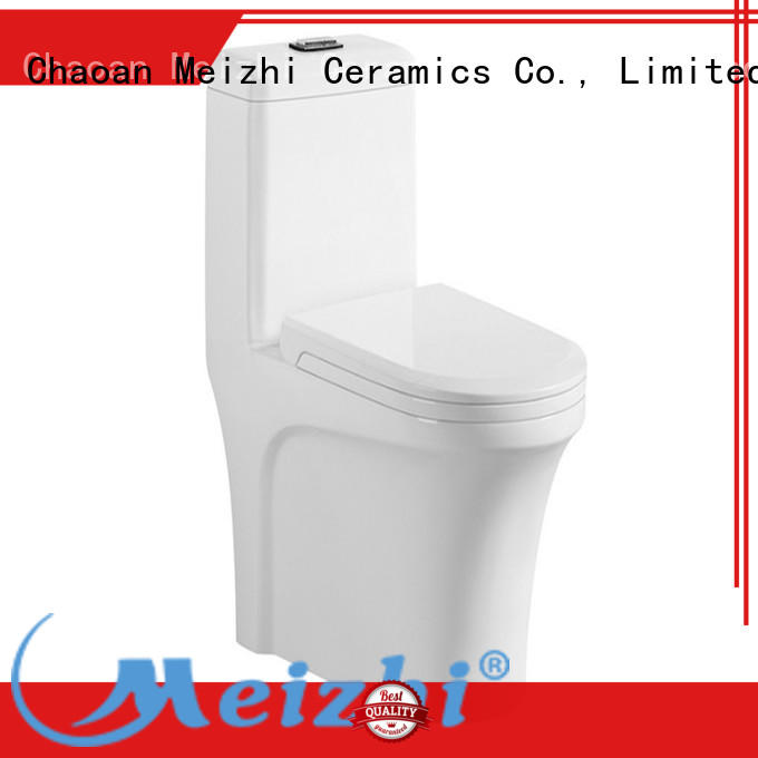 Meizhi colored commercial toilets with good price for hotel
