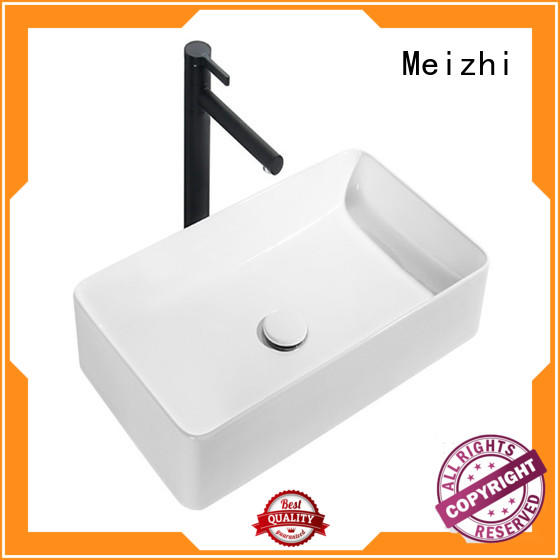 printed toilet hand basin factory price for hotel