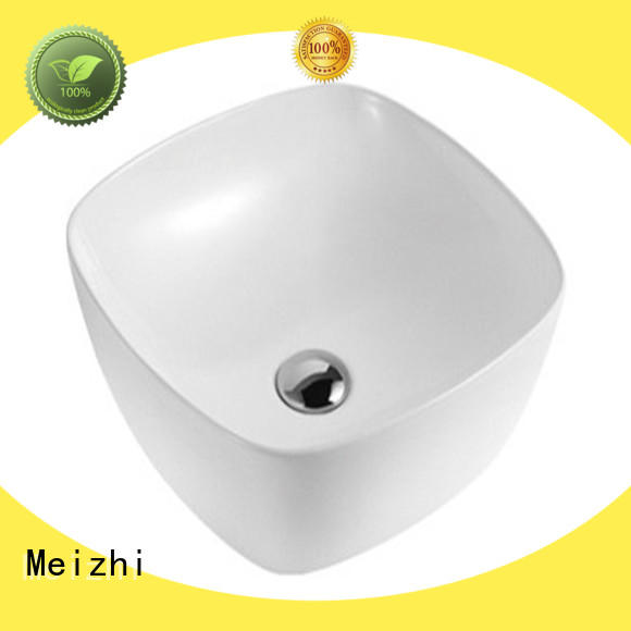 Meizhi ceramic basin factory price for home
