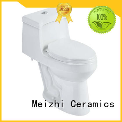 Meizhi siphonic all in one toilet wholesale for hotel