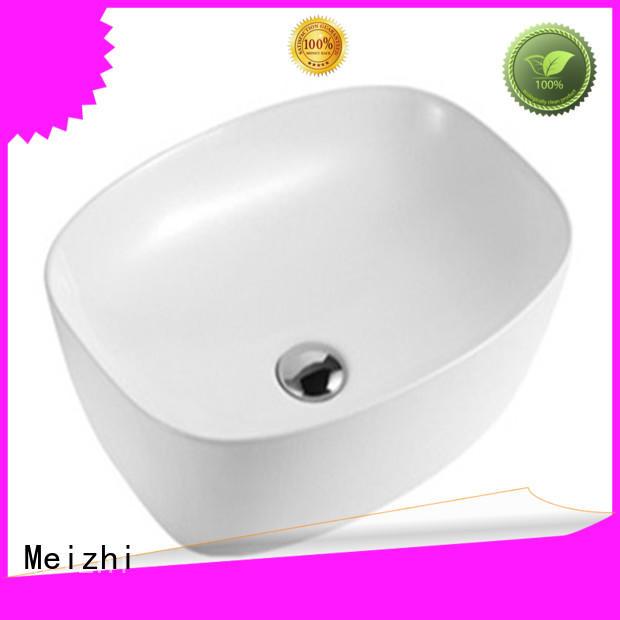 Meizhi gold wash basin directly sale for washroom