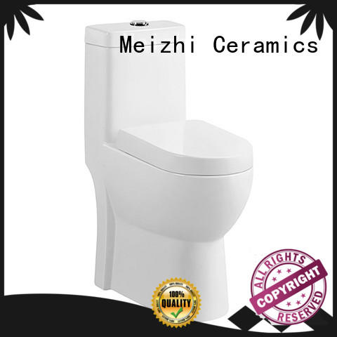 Meizhi modern one piece wc directly sale for washroom