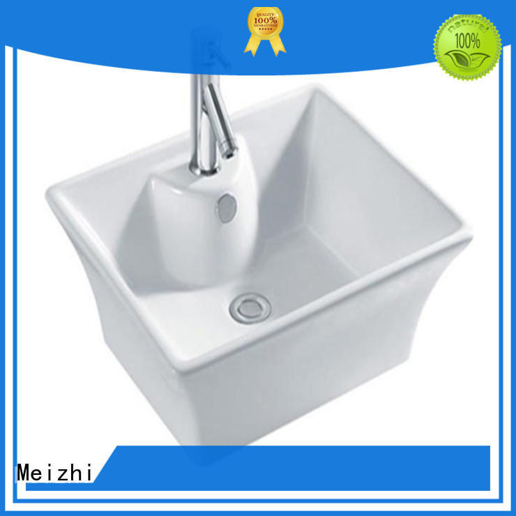 Meizhi toilet wash basin factory price for home