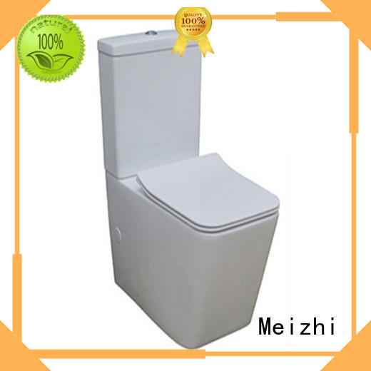 Meizhi eco friendly toilet with good price for hotel