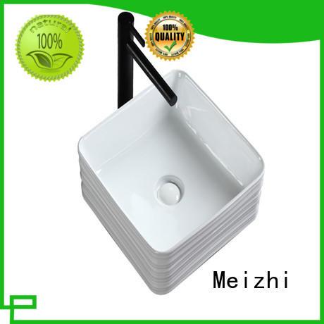 Meizhi art basin factory price for bathroom