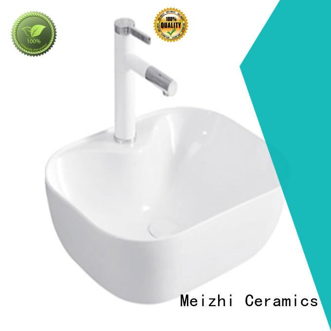 fancy art basin customized for bathroom