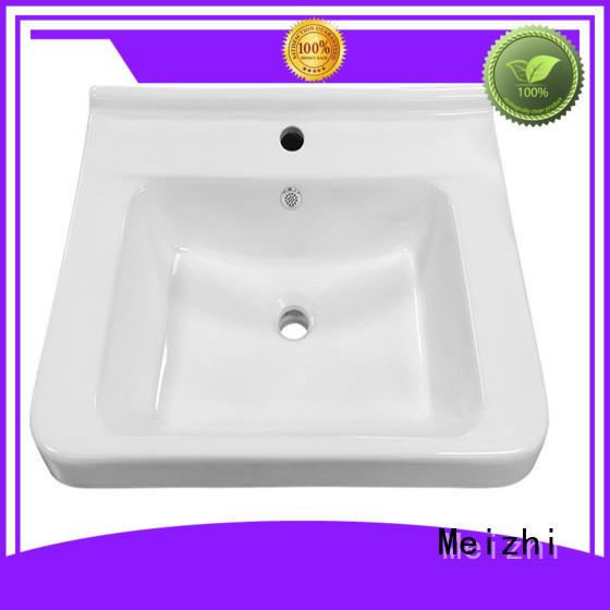 Meizhi high quality wash basin sink wholesale for bathroom