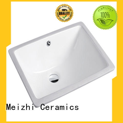 Meizhi above counter bathroom sink directly sale for bathroom