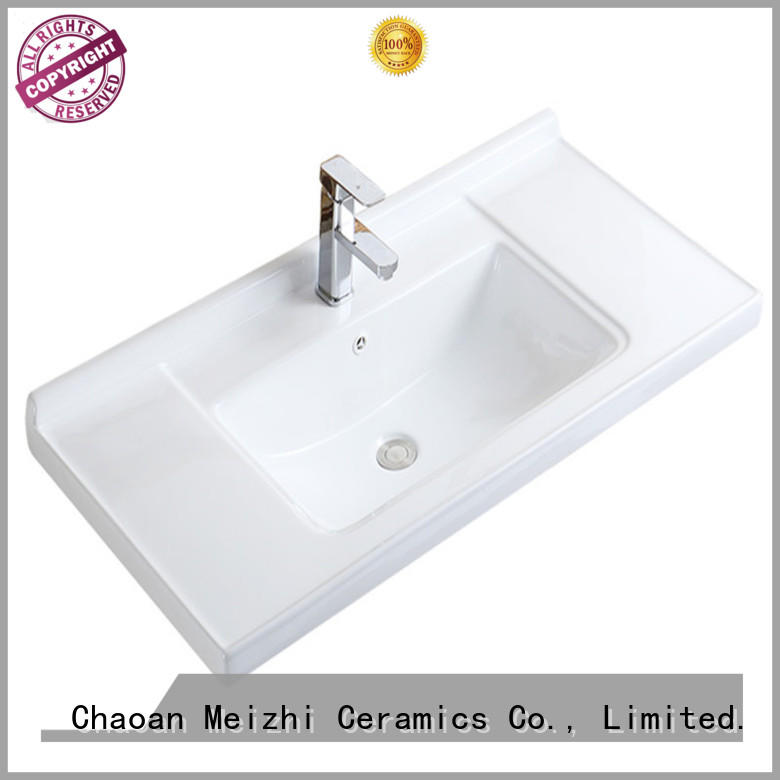 Meizhi vanity basin with good price for home