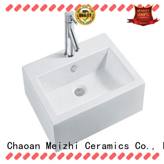 Meizhi gold wash basin wholesale for hotel