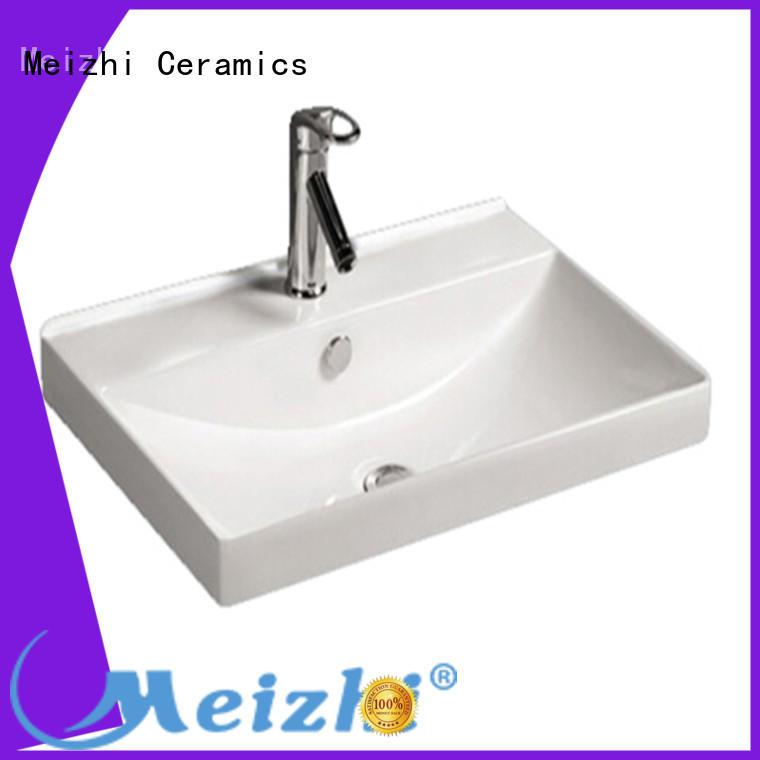 wc wash basin customized for bathroom Meizhi