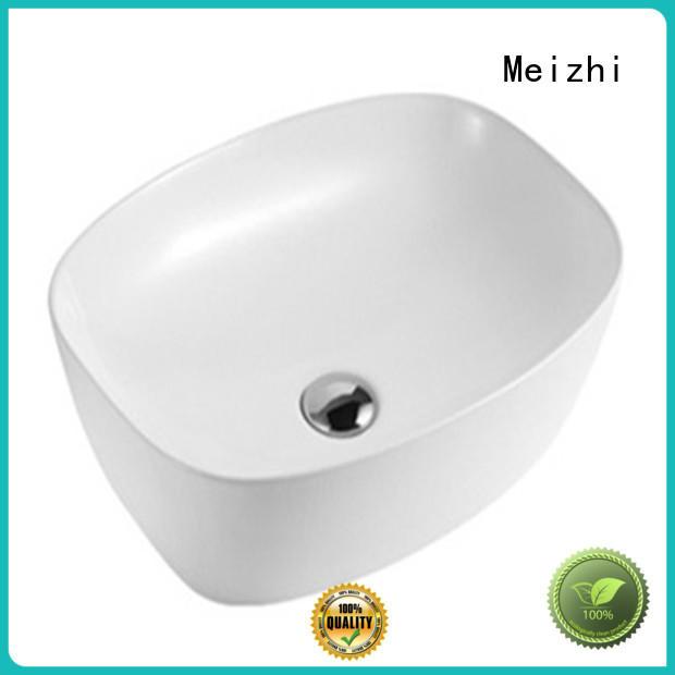Meizhi toilet wash basin manufacturer for home