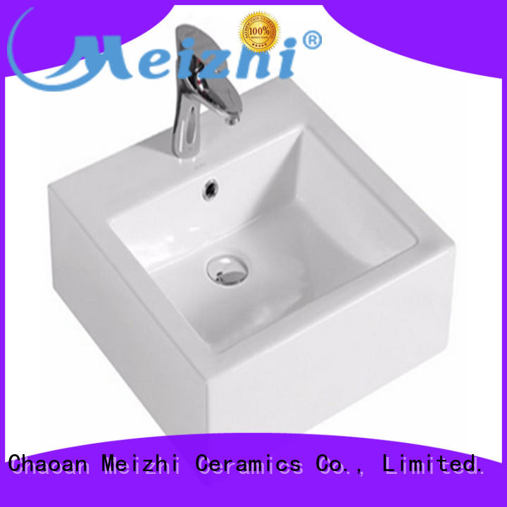 Meizhi wash basin models directly sale for hotel