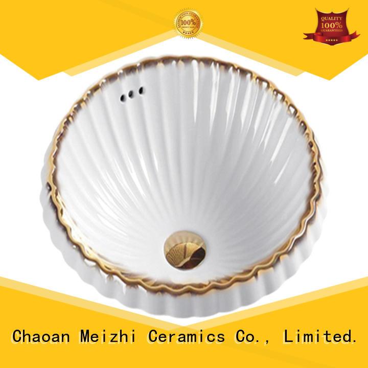 modern design gold wash basin directly sale for washroom