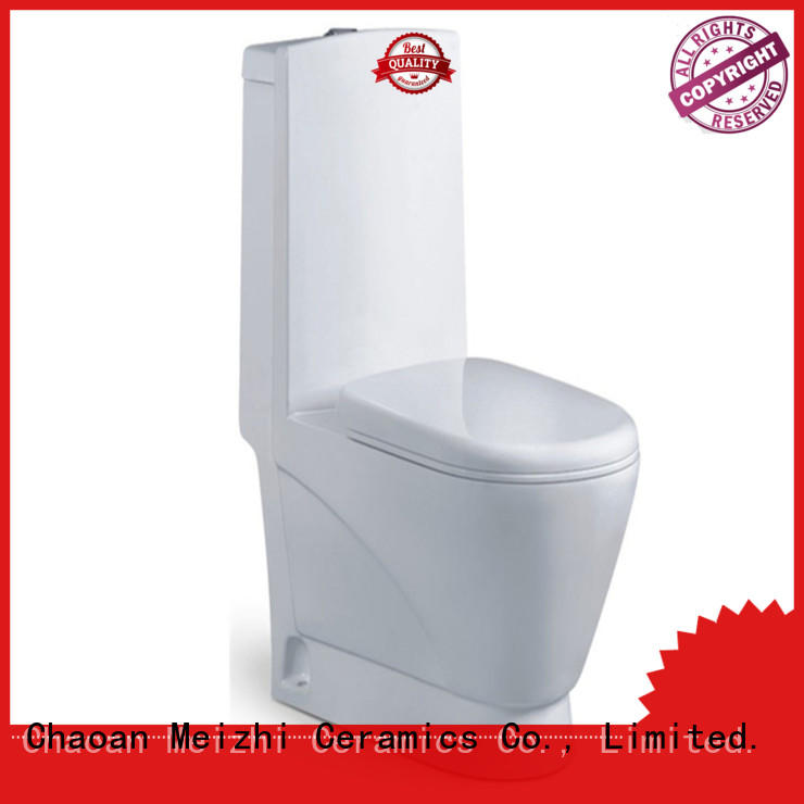 self-cleaning single piece toilet directly sale for home